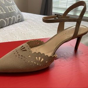 Nude Pumps (NWT)